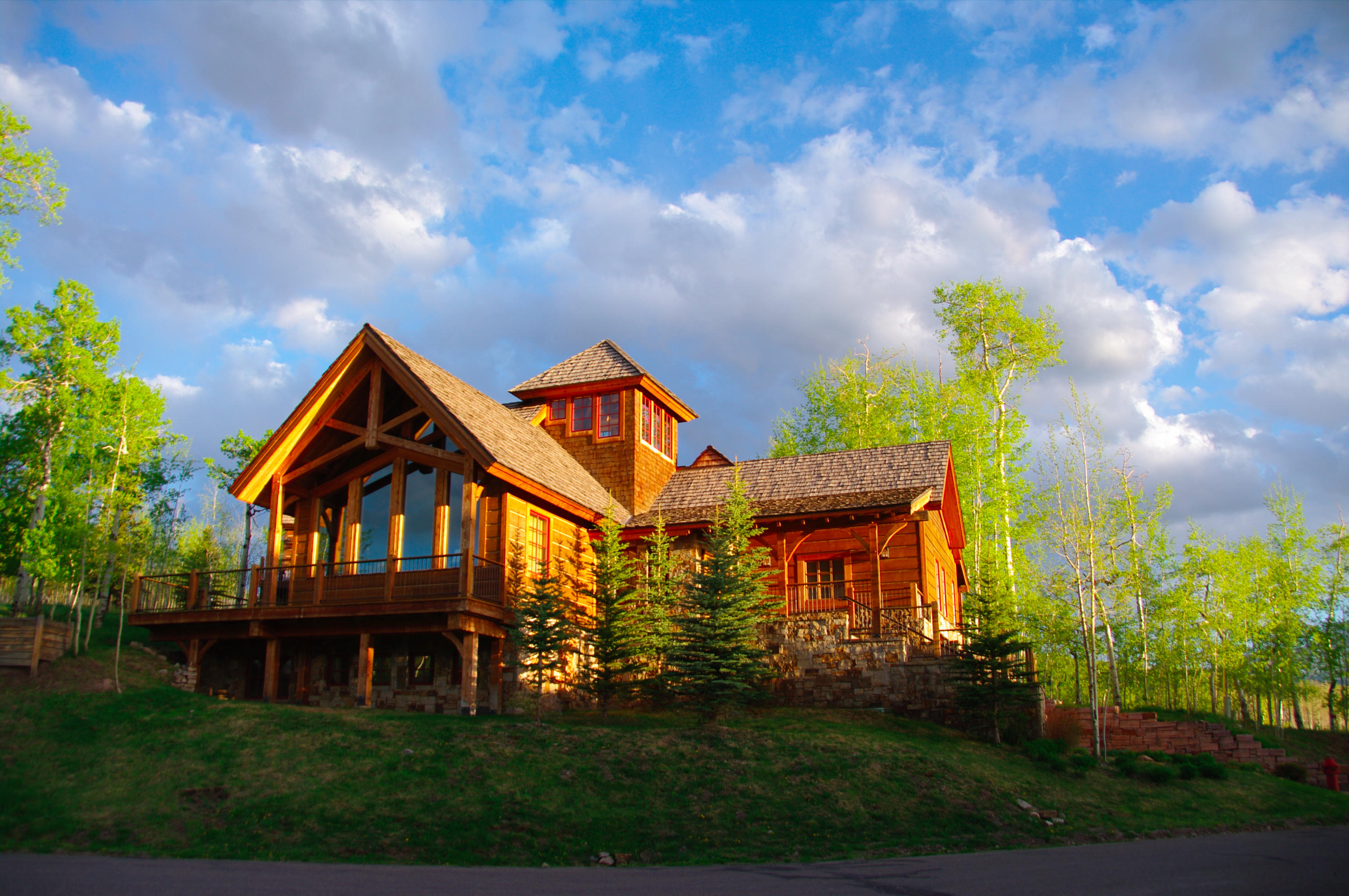 summer is a great time for telluride homes for sale